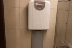 ANAクラウンプラザホテル 大阪(1F)のオムツ替え台情報
