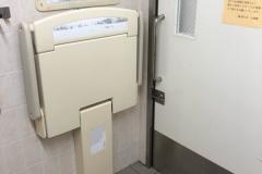 山科駅(1F)のオムツ替え台情報