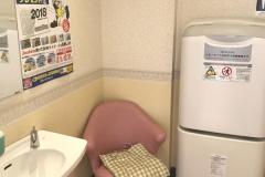 ジョーシン鳳店(1F)の授乳室・オムツ替え台情報
