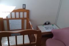 キヤッセ羽生(1F)の授乳室・オムツ替え台情報