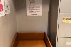 武蔵野総合体育館(1F)の授乳室・オムツ替え台情報