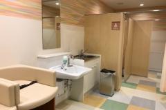 京都駅前運転免許更新センター(B1)の授乳室・オムツ替え台情報