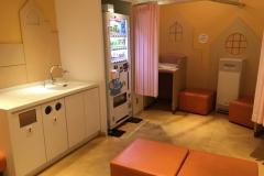 松坂屋静岡店(本館5階)の授乳室・オムツ替え台情報