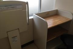 神奈川病院(1F 小児科)のオムツ替え台情報