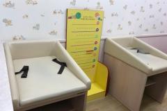 鹿児島空港(1F)の授乳室・オムツ替え台情報