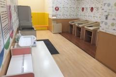 イオン小郡(1F)の授乳室・オムツ替え台情報