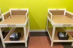 ファンタジーキッズリゾート多摩(2F)の授乳室・オムツ替え台情報