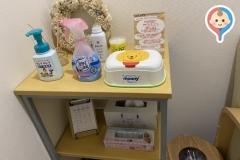 日産サティオP's佐賀店(1F)の授乳室・オムツ替え台情報