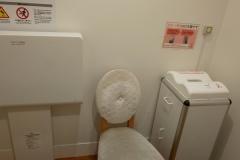 ウエディングテラス芦屋(1F)の授乳室・オムツ替え台情報