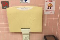 株式会社ヤマダ電機 テックランド入間店(1F)のオムツ替え台情報