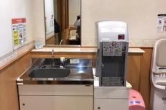 羽田空港第国内線2ターミナル保安検査所内58番ゲート前(2F)の授乳室・オムツ替え台情報