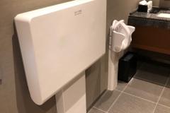 日本平ホテル(2F)のオムツ替え台情報