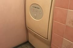 潮風公園 南駐車場トイレ(1F)のオムツ替え台情報