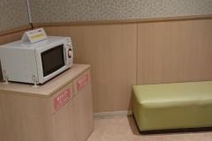 三井アウトレットパーク 入間(1F 1F フォレストラウンジ 総合案内所横)の授乳室・オムツ替え台情報