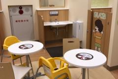 イトーヨーカドー 三島店(3F)の授乳室・オムツ替え台情報