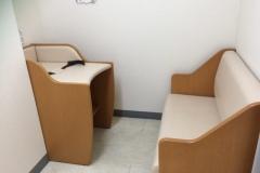 ケーズデンキ東仙台店(1階 トイレ隣)の授乳室・オムツ替え台情報