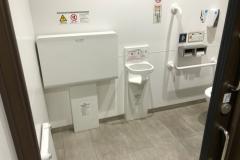 箱崎宮前駅のオムツ替え台情報