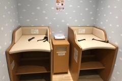 仙台パルコ(B1)の授乳室・オムツ替え台情報