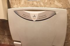 バーミヤン 国立駅前店(1F)のオムツ替え台情報