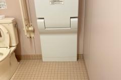 西松屋 鳥取千代水店のオムツ替え台情報