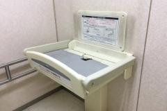 ハローワーク梅田(16階)の授乳室・オムツ替え台情報