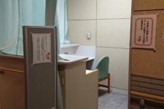 函館市役所市立函館保健所・総合保健センター健康づくり推進室母子保健課(1F)の授乳室情報