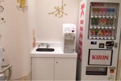 仙台パルコ2(5階 ベビールーム)の授乳室・オムツ替え台情報