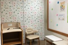 八王子市 中央図書館(3F)の授乳室・オムツ替え台情報