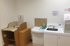 イオンタウン姶良(2F)の授乳室・オムツ替え台情報