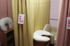 東武動物公園(無料休憩所内の授乳室)の授乳室・オムツ替え台情報