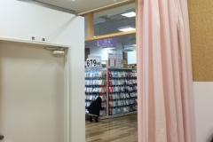 西松屋 アークガレリア長岡店の授乳室・オムツ替え台情報