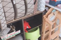 JAPAN CREPE café CLOVERの授乳室・オムツ替え台情報