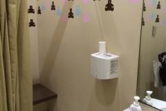 Gapフラッグシップ銀座(4F)の授乳室・オムツ替え台情報