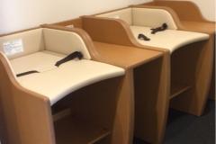 周南市立徳山駅前図書館(2F)の授乳室・オムツ替え台情報