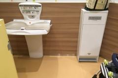 所沢駅(2F)の授乳室・オムツ替え台情報