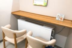 東京歯科大学市川総合病院(2F)の授乳室・オムツ替え台情報
