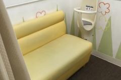 イオンモール名取(3F 赤ちゃん休憩室)の授乳室・オムツ替え台情報
