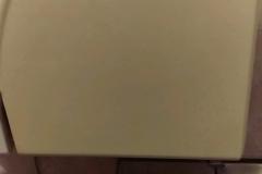 ステーキガスト 高知潮江店(女子トイレ個室内)の授乳室・オムツ替え台情報