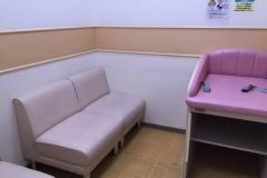 イオン橋本店(3階 赤ちゃん休憩室)の授乳室・オムツ替え台情報