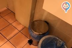 サイゼリア 北浦和店(2F)のオムツ替え台情報