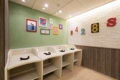 渋谷ちかみちラウンジ(B1階)の授乳室・オムツ替え台情報