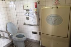 観音崎灯台下のオムツ替え台情報