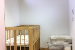 八日市子育て支援センター(2F)の授乳室情報