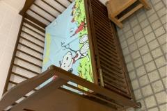 原鶴のオムツ替え台情報