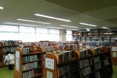 目黒本町図書館(3F)のオムツ替え台情報