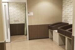 イオンモール名古屋茶屋(1階 赤ちゃんルーム)の授乳室・オムツ替え台情報