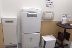 ヤマダ電機 Concept LABI TOKYO(1F)の授乳室・オムツ替え台情報