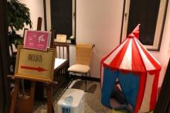 旧軽井沢森ノ美術館(2F)の授乳室・オムツ替え台情報