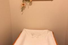 ふわふわ食堂(1F)の授乳室・オムツ替え台情報