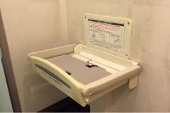 浦和PARCO(3F)の授乳室・オムツ替え台情報